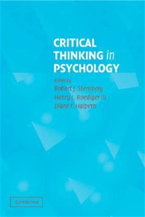 A, Critical Review: Psychology Essay, Article Critique